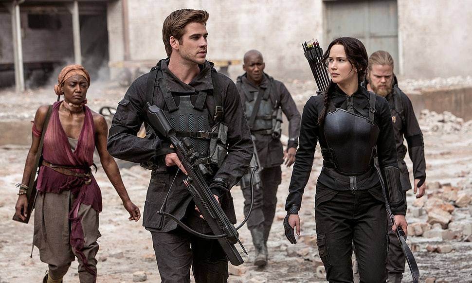 What Are Mutts The Mockingjay Creatures Attacking Katniss These