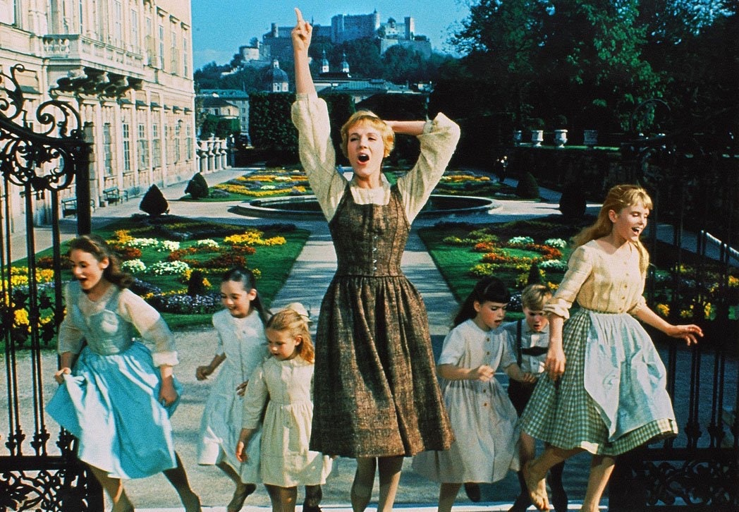 Sound of music how do solve a problem like maria lyrics
