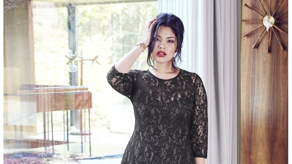15 Plus Size LBDs Perfect For The Party Season
