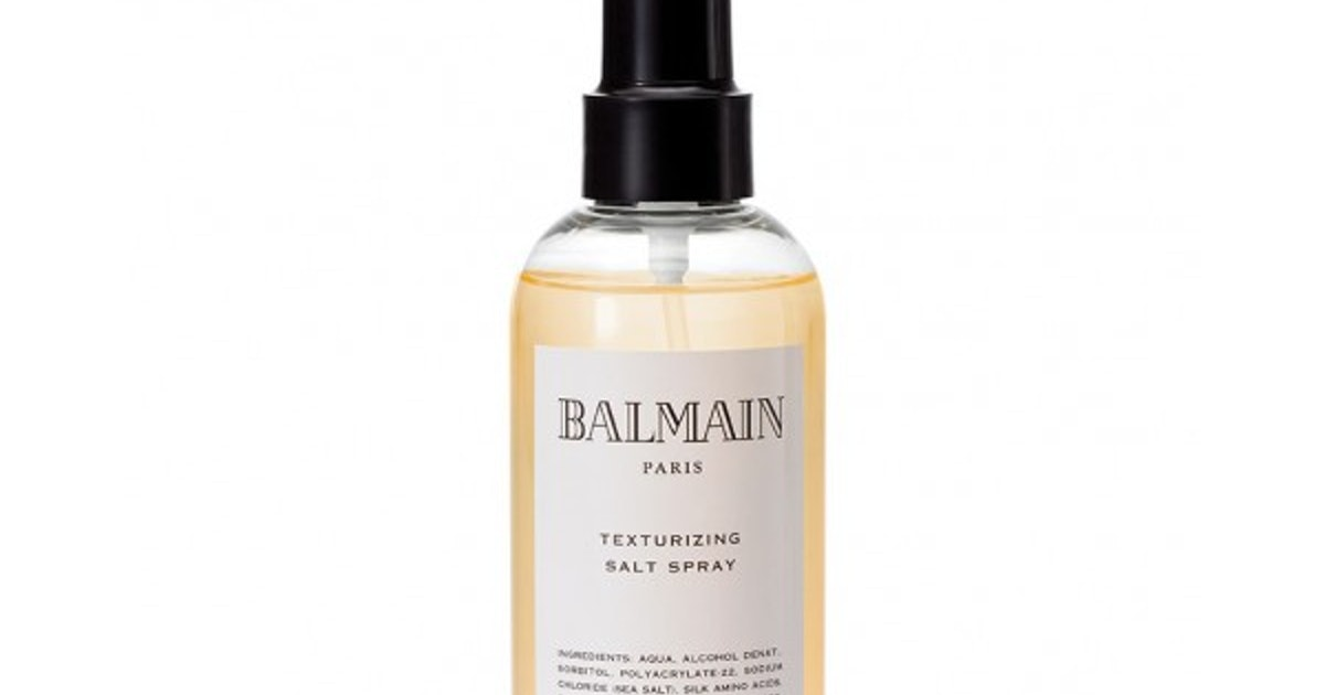 Where Can You Buy Balmain Hair Couture The Luxe Styling Products