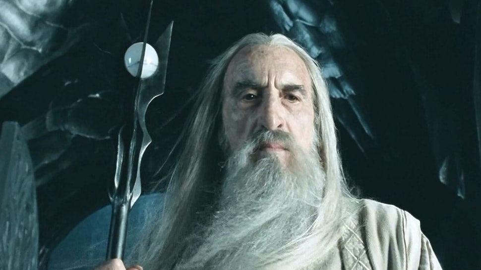 How Did Saruman Get So Evil in 'Lord of the Rings'? He Helps ...