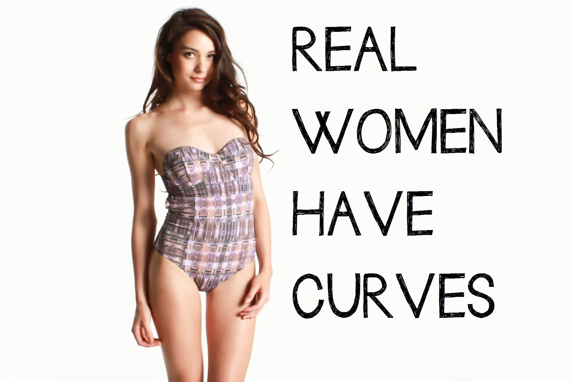 Why are men attracted to women with curves