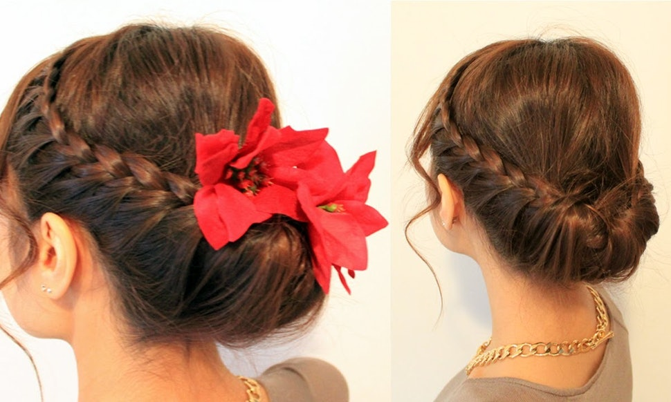 These 11 Braids For Holiday Party Season Are Sure To
