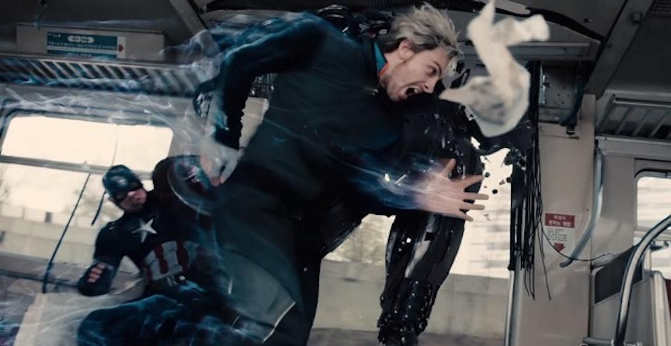 Quicksilver de retour dans Avengers 4 ? #6
