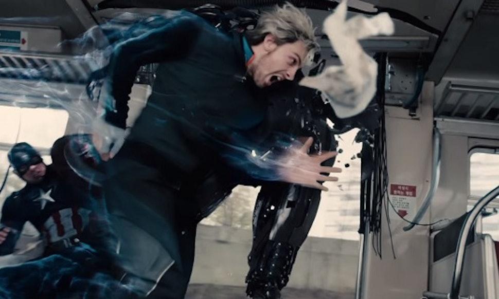 Quicksilver de retour dans Avengers Endgame ? #6
