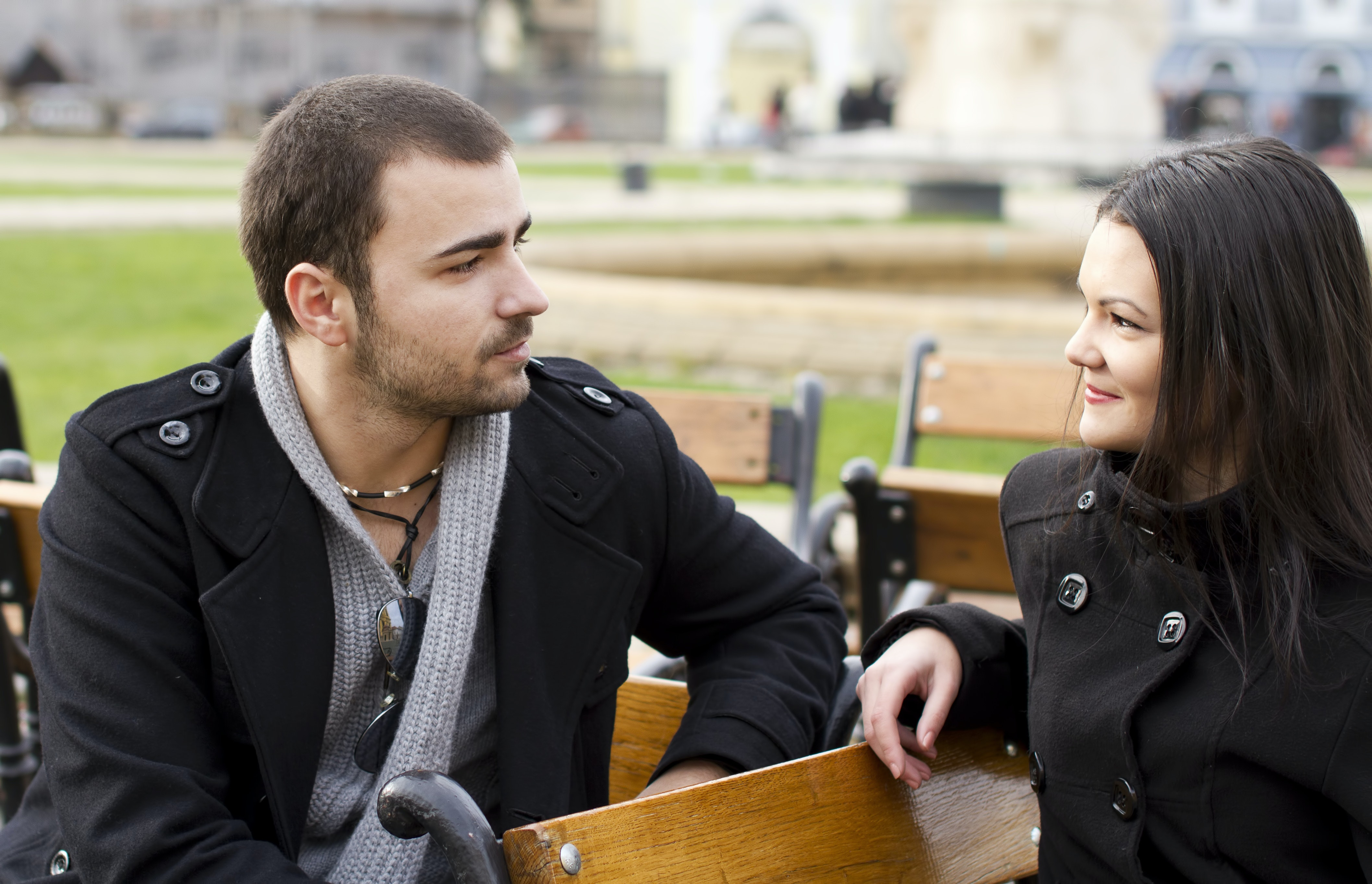 Discussing marriage during dating