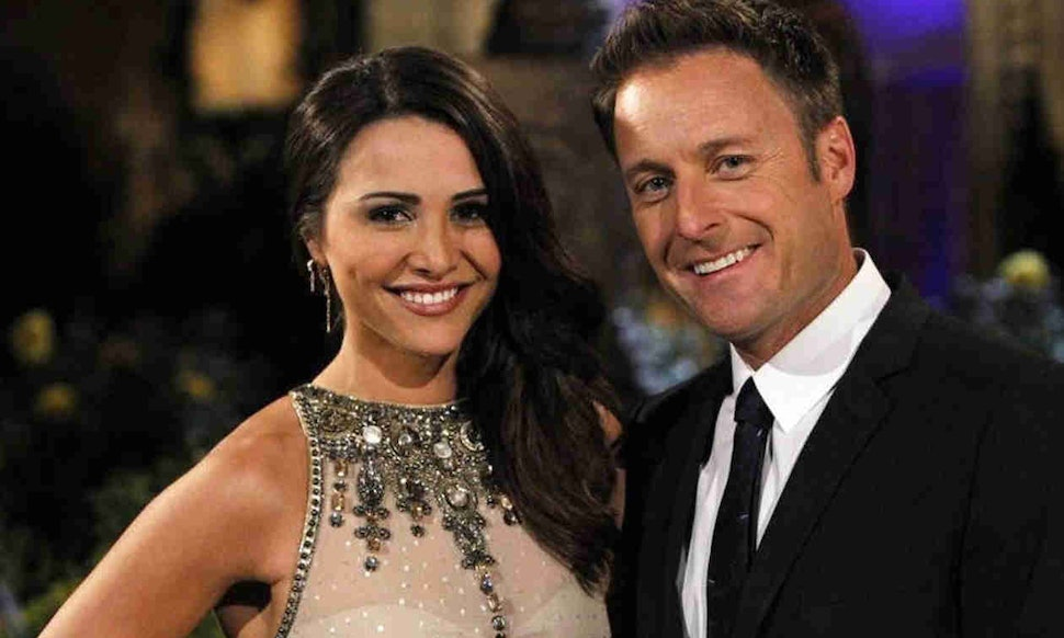 Bachelor host dating former contestant
