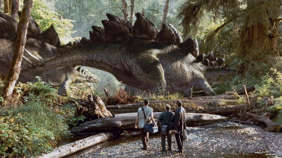 Are The 'Jurassic World' Dinosaurs All CGI? The New Movie ...