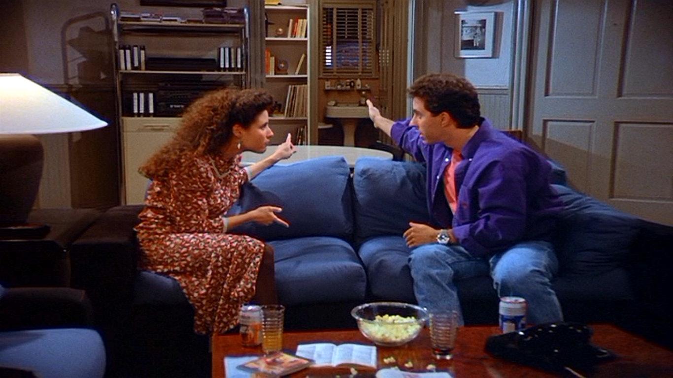 Seinfeld Elaine datingRanchi online dating