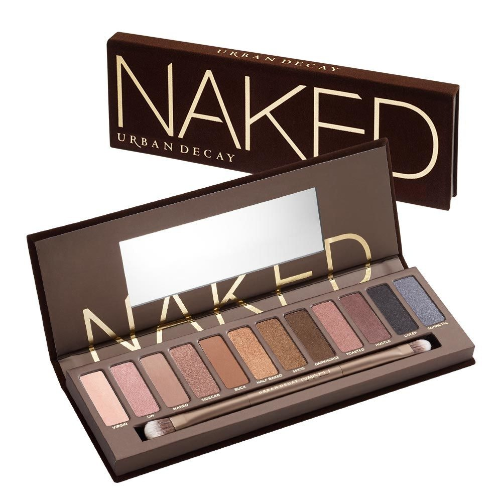 These 6 Wedding Makeup Tutorials Feature Urban Decay Naked Palettes Smoky Eyeshadow Palette