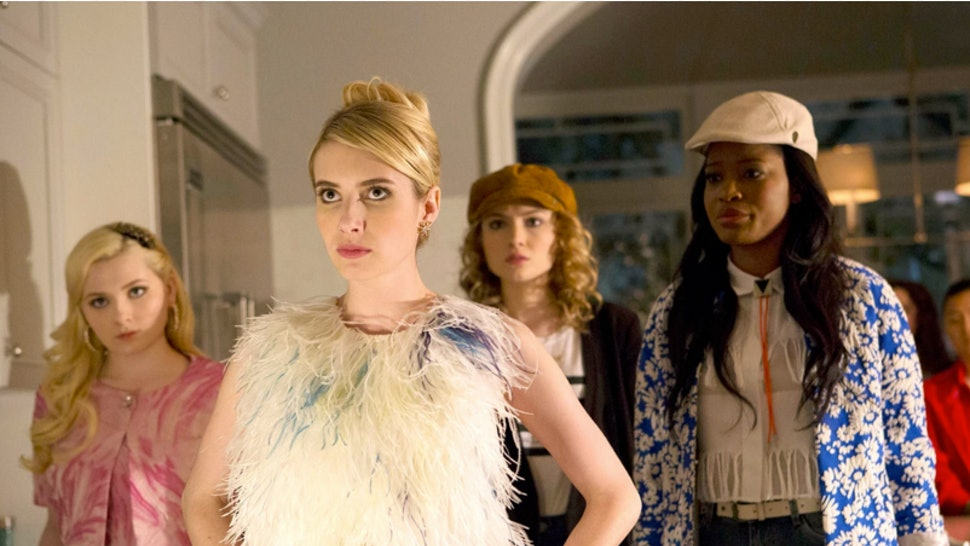 The 'Scream Queens' Season 2 Cast Would Combine Established