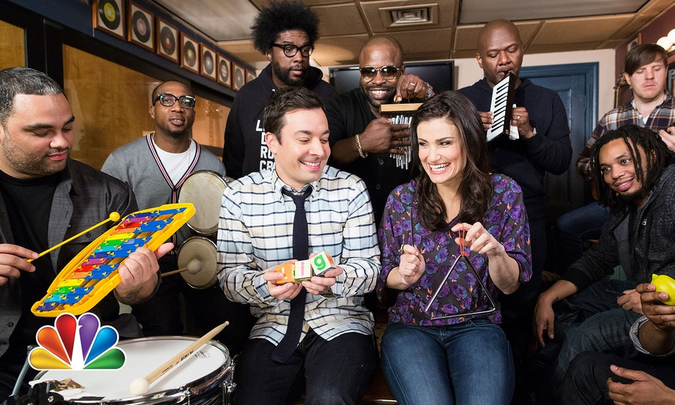All 8 of Jimmy Fallon\'s Classroom Instrument Videos, Because They\'re ...