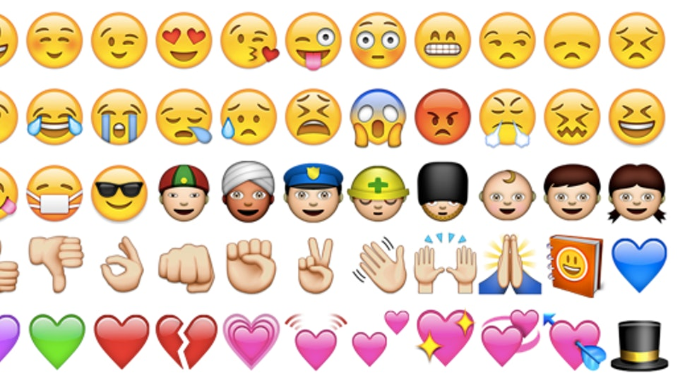 Using Apple's New Emojis, 6 Things You Can Finally, Finally