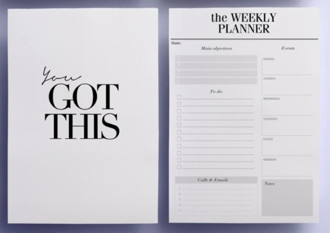 picture about Day Planners titled 9 Working day Planners That Will Create Every person Ridiculous Jealous Of Yourself