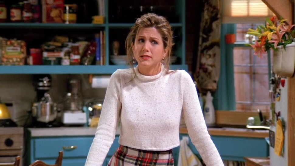 703 Outfits Rachel Wore On Friends Ranked From Worst To Best Yes