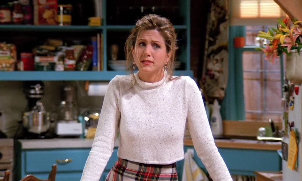 703 outfits rachel wore on 39 friends 39 ranked from worst to for Schoolboy q girl power shirt