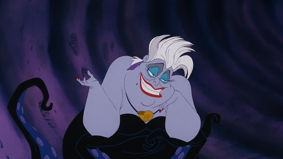 Image result for ursula little mermaid
