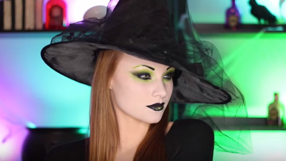 Witch Makeup Tutorials For Halloween