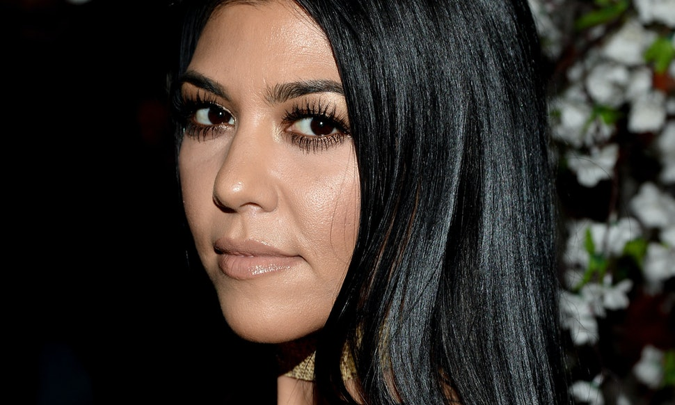 How To Copy Kourtney Kardashians Makeup Look From Instagram Because