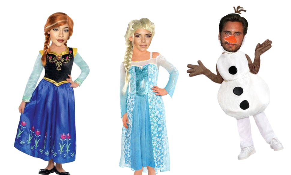 7 Halloween Costume Ideas for Celebrities Because One Direction ...