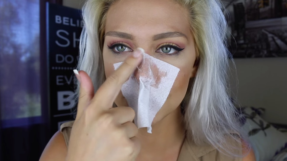 Can You Make Pore Strips At Home? You