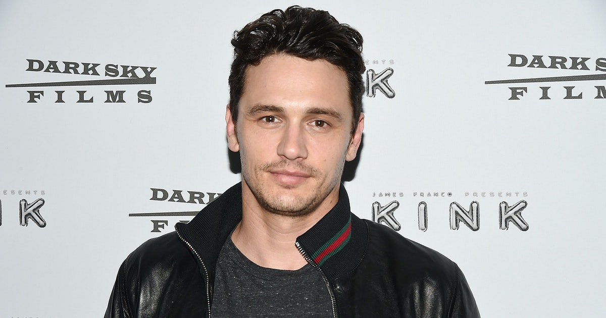 8 Hairstyles James Franco Should Try After This Whole Bald Thing Is
