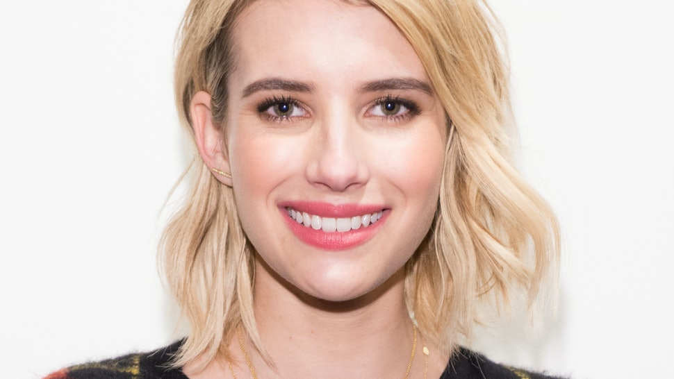 7 Emma Roberts No Makeup Selfies That Remind Us Why Shes The