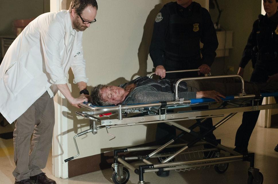 Image result for Carol hospital walking dead