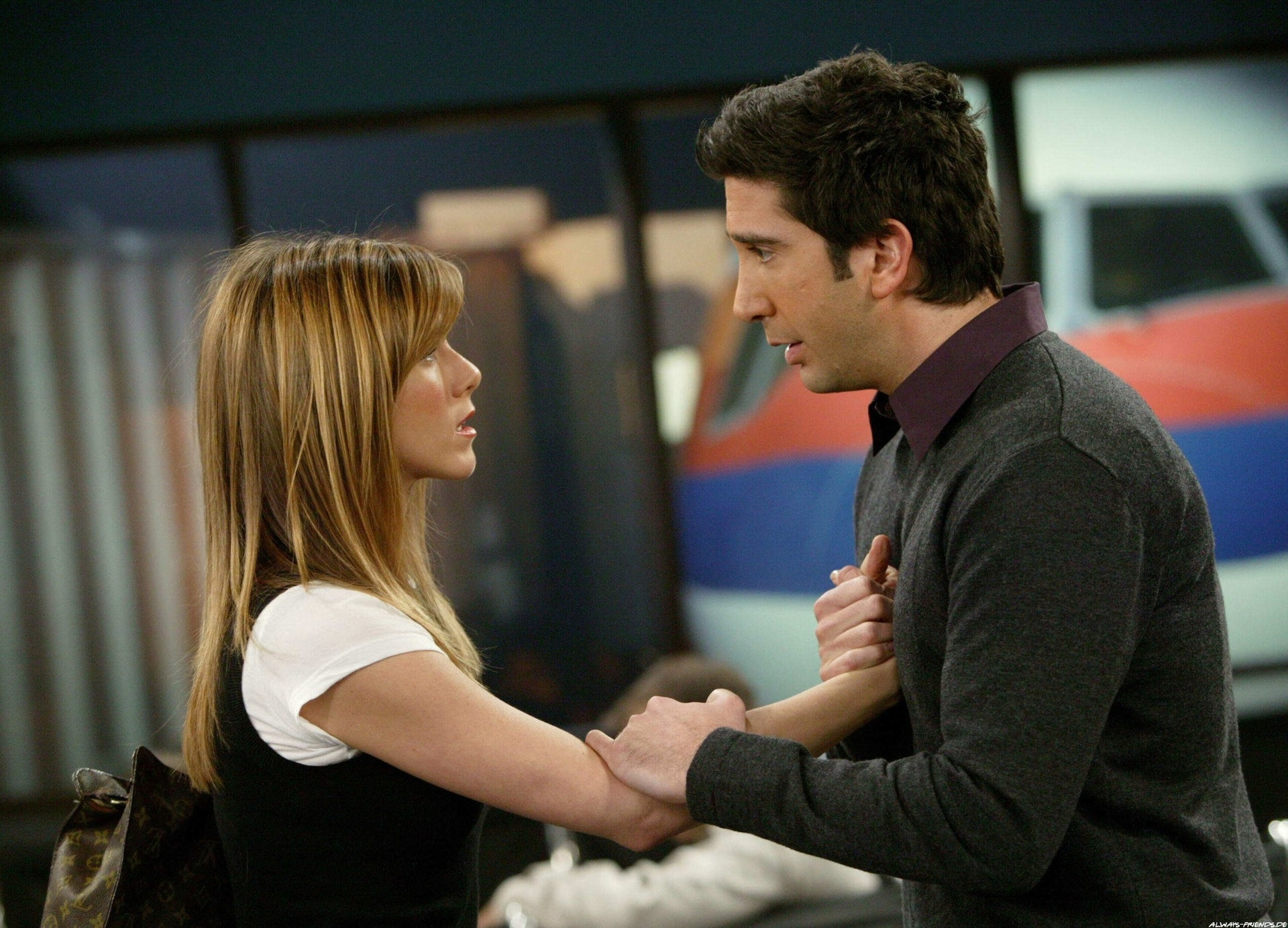 5 best and 5 worst Ross and Rachel moments on Friends