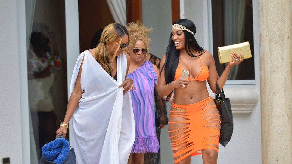 Will Cynthia Leave Real Housewives Of Atlanta For Kicking Porsha