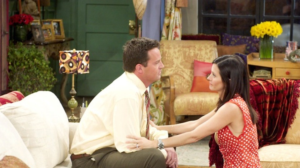 All Of Monica's Boyfriends From 'Friends,' Ranked