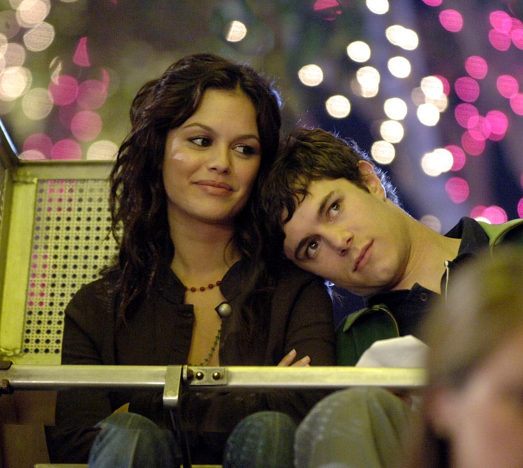 Who is seth from the oc hookup