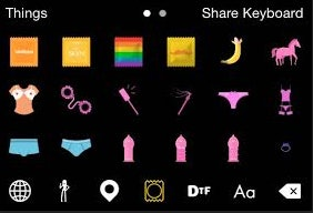 Sexting online game