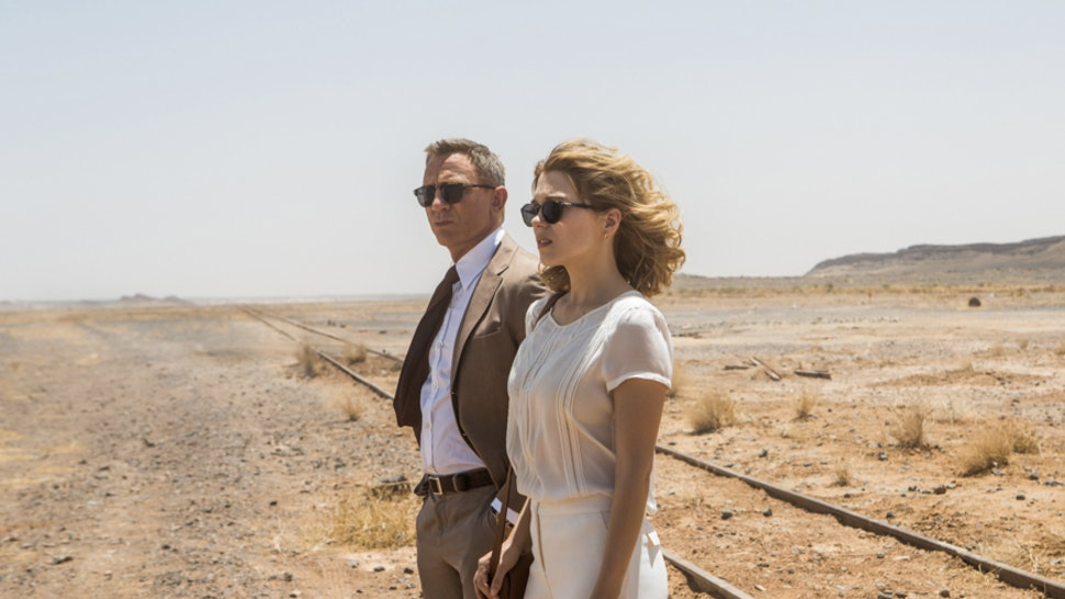 Why Do People Still Love James Bond? The 'Spectre' Cast