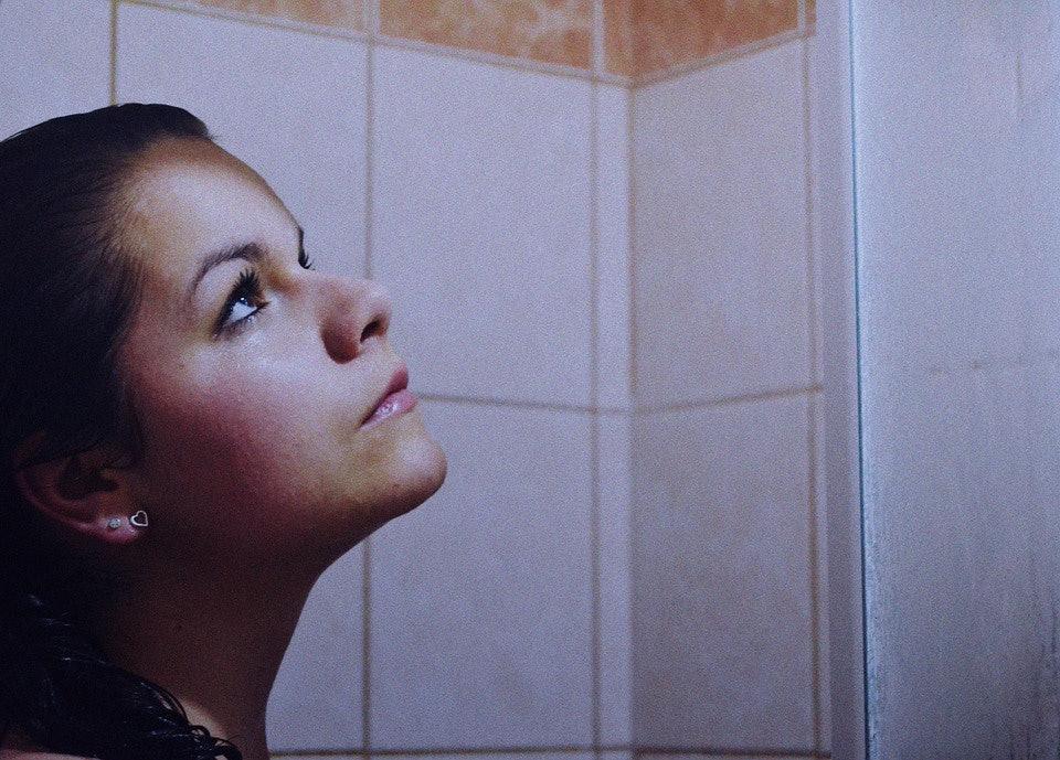 Hot ass wife after shower
