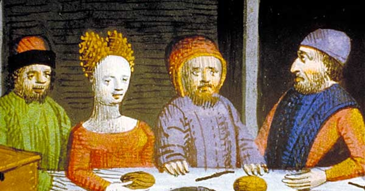 7 Of The Oldest Recipes In History