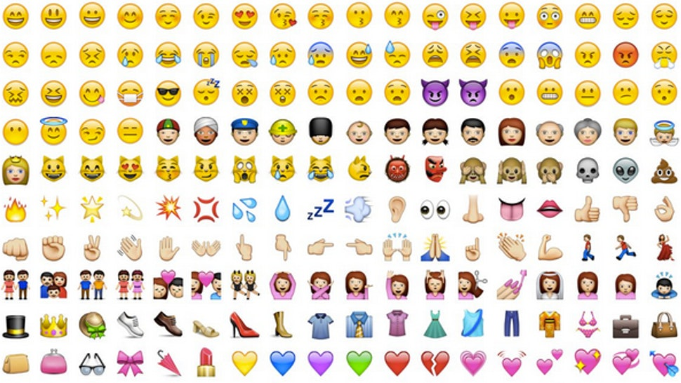 Racially Diverse Emojis May Finally Be Here, and It's About
