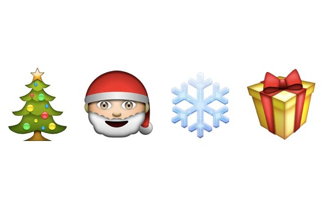 Can You Guess These Holiday Songs Written In Emojis? It\u0027s