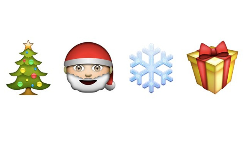 Christmas Emoji.Can You Guess These Holiday Songs Written In Emojis It S