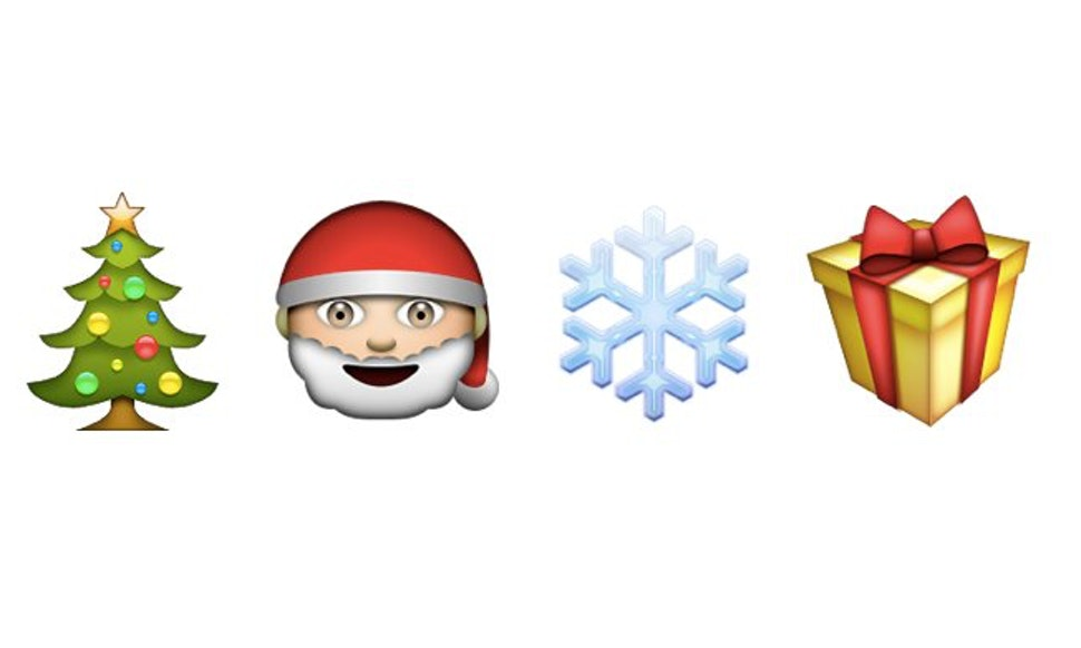 can you guess these holiday songs written in emojis its the 2014 way to enjoy holiday music