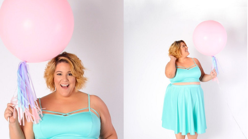 15 Plus Size Pastel Clothes To Make Any Season Feel Candy ...
