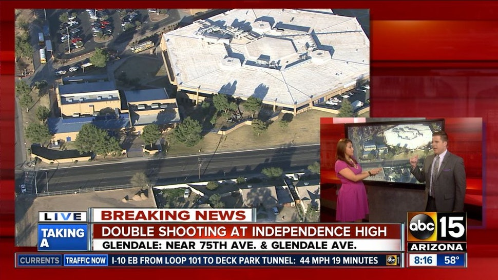 Independence High School Shooting In Glendale, Arizona Leaves At