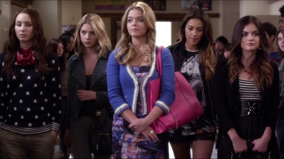 29 Shady Pretty Little Liars Characters Ranked From Caleb To Cece