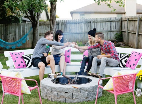 18 Diy Backyard Decorations That Will Take Your Bbq To The Next Level