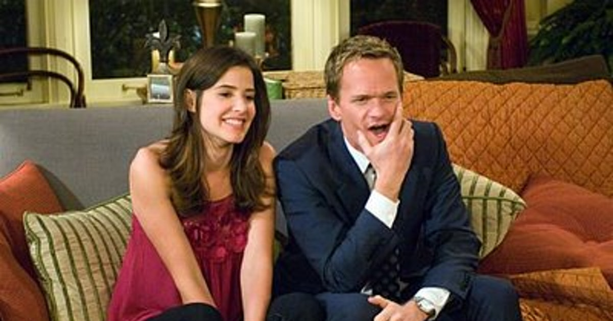 7 Reasons Barney & Robin Are The Most Relatable Couple On 'How I Met Your  Mother'