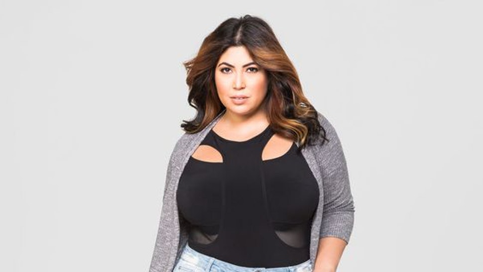 0ae882b02cfe5 15 Of The Freshest Plus Size Jeans For Spring — PHOTOS