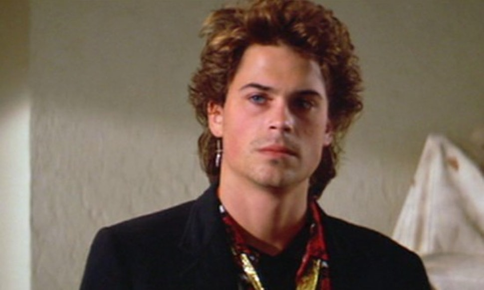 Image result for rob lowe st elmo's fire