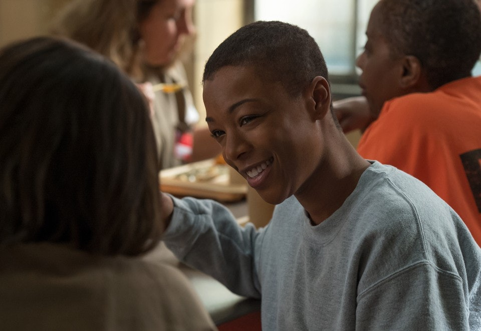 Oitnb director dating poussey quotes