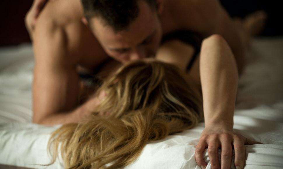 Lovers sex video standard position 4