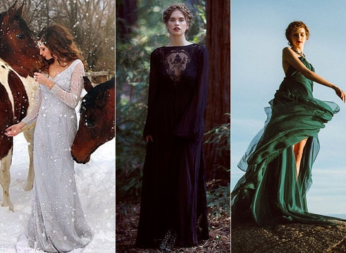 15 'Game Of Thrones'-Inspired Prom Dresses That Look